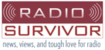 Radio Survivor's summer status update - stay connected with us