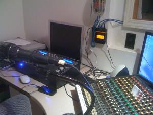 FCCFreeRadio Studio in San Francisco