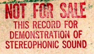 Demonstration Record Warning Courtesy Jose Fritz