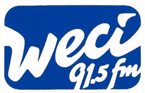 WECI Sticker Courtesy Greg Blouch