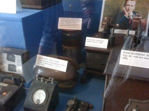 Radio Museum Artifacts