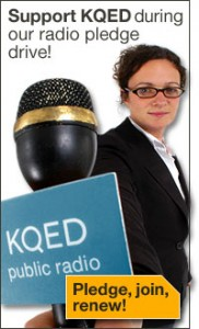 KQED Fundraiser Promo