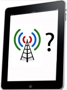 What does the iPad mean for radio?