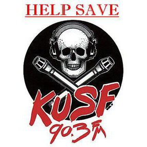 KUSF Update: Independent Arts and Media Protests Sale, KDFC Has Eye on South Bay, and Protest Tonight