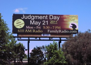 Family Radio Counts Down to Judgment Day on May 21