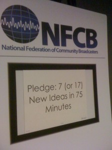 NFCB Sessions' Fundraising Tips for Radio: Celebrity Smackdowns, 1-Day Drives and the Philanthropist Next Door