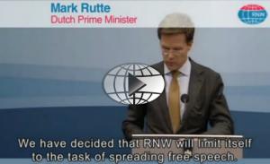 "Dutch government to slash Radio Netherlands Worldwide, focus on regions needing ""free speech"""
