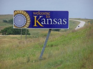 Welcome to Kansas.