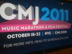 CMJ 2011
