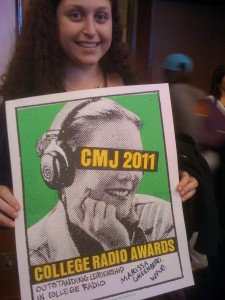 CMJ College Radio Awards Winners Announced