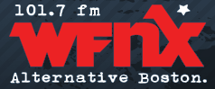 107.1 WFNX Alternative Boston