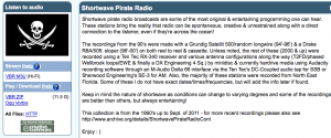 Shortwave pirate radio preserved at the Internet Archive