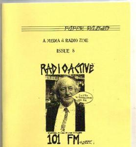 Like indie radio, but on paper