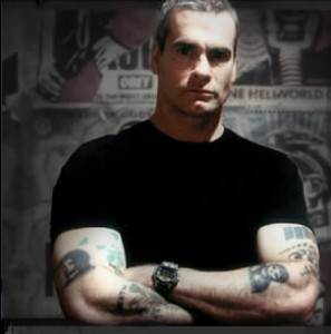 Public radio station KCRW to roast Henry Rollins