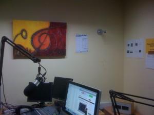Belfield FM near Dublin (Photo: J. Waits)