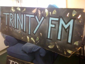 Trinity FM in Dublin, Ireland (Photo: J. Waits)