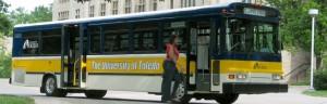 University of Toledo Bus