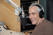 WFMU Manager Ken Freedman honored by NFCB for online innovation