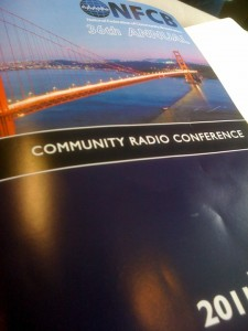 Community Radio Conference booklet