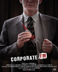 Corporate FM movie poster