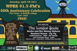 WPRK Anniversary Party