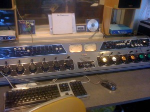 Historic Studio at KRE (Photo: J. Waits)