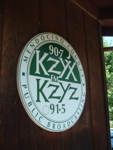KZYX in Philo Faces Financial Challenges (Photo: J. Waits)