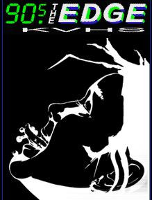 KVHS The Edge logo