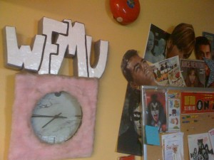 WFMU Sign, October 2011 (Photo: J. Waits)