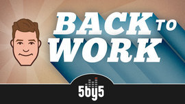 Podcast Survivor: Back to Work #88 - So Many Reasons To Cry