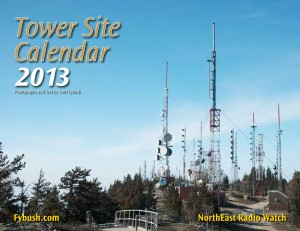 2013 Tower Site Calendar