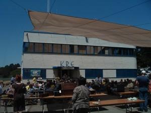 Radio Day By the Bay 2012 at KRE (Photo: J. Waits)