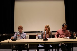Doing Good Radio Panel at UCRN (Photo: J. Waits)