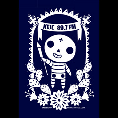 KFJC girlie shirt 2012