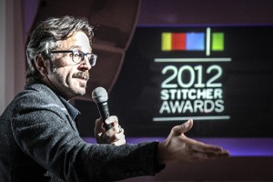 Marc Maron hosts the 2012 Stitcher Awards
