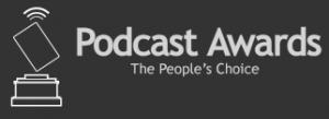 Podcast Awards logo