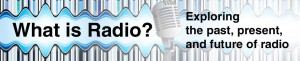 What is Radio conference banner - the University of Oregon at Portland.