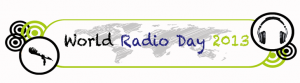 World Radio Day banner