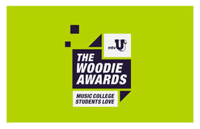 mtvU announces College Radio Woodie finalists