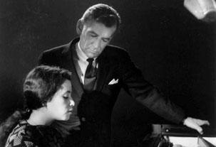 Janis Ian and Leonard Bernstein [janisian.com/]