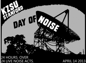 KZSU Day of Noise