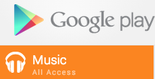 Google Play All Access logo