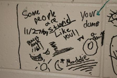WZRD graffiti