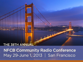 National Federation of Community Broadcasters conference