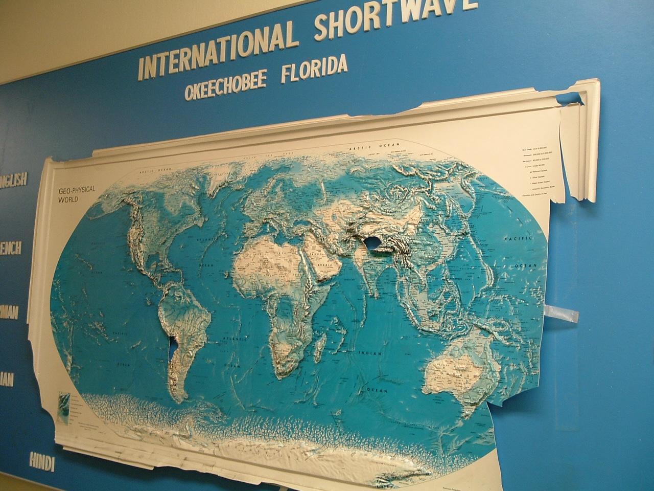 Family Radio to Sell Shortwave Station WYFR to Radio Miami