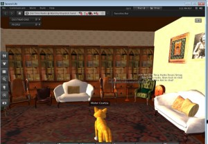 second life old time radio
