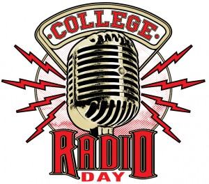 College Radio Day logo