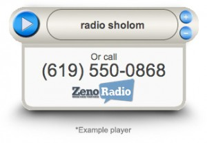 Zeno Radio mobile icon player