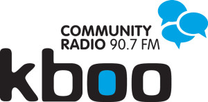 KBOO-FM Logo