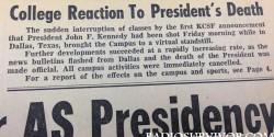 Guardman article on JFK assassination
